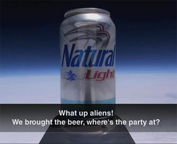 Space-beer-not